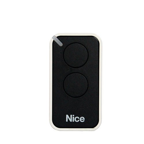 Nice Handsender 2 Kanäle, schwarz