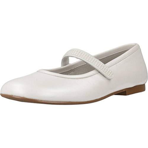 Landos Zapatos Ceremonia Ninas 8236AE para Niñas Blanco 33 EU
