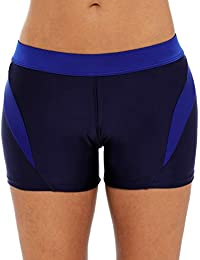 acefde63e5 CharmLeaks Women Swim Boardshorts Boyleg Swimming Shorts