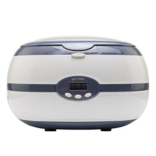 ZSH Automatischer Reiniger-Ultraschall sterilisator 600ml, Schmuck, Gläser, Schönheits-Salon-Tätowierungs-Werkzeug-Maniküre-Reiniger-waschender Ausrüstungs-Sterilisator