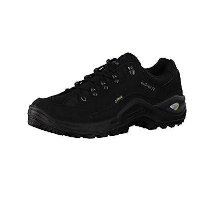 Lowa Schuhe Renegade II GTX LO Men - black/black von Lowa auf Outdoor Shop