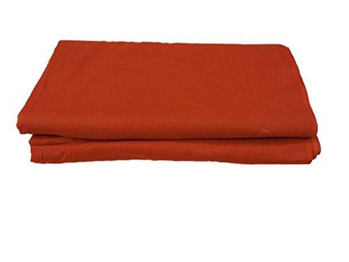 Gurdip Store Men's Un-Stitched Casual 5 mtr Cotton Rust Orange Turban ,...