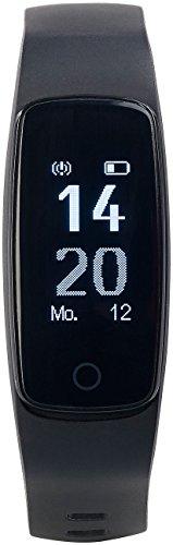 Newgen Medicals Fitness Uhren: Premium-Fitness-Armband mit XL-Touch-Display, für 14 Sportarten, IP68 (Fitness Watch)