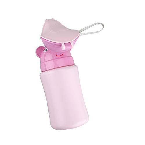 HYJ Urinal-Urinal-Reise-Toiletten-weiblicher Baby-Toiletten-Mann der Kinder tragbarer,NO2(Girl)