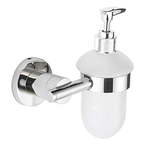 Qp-ys Hotel haushalts Badezimmer wandmontage Edelstahl seifenspender seifenspender händedesinfektionsmittel Maschine anhänger 304