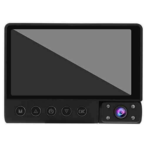 12shage HD 1080P Auto DVR Fahrzeug Kamera Video Recorder Dash Cam Nachtsicht 4,0 Zoll Aufnahmegerät Fahren
