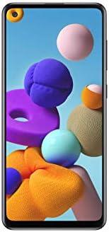 Samsung Galaxy A21s Dual SIM 64GB 4GB RAM 4G LTE (UAE Version) - Black