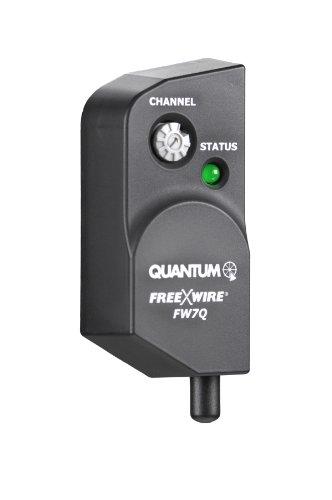 Quantum-wireless-radio (QUANTUM FreeXwire Empfänger für Qflash (FW7Q))