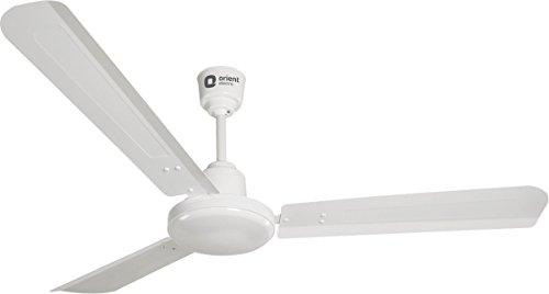 Orient Energy Star 47-inch 48-Watt Energy Saver Ceiling Fan (Crystal White)