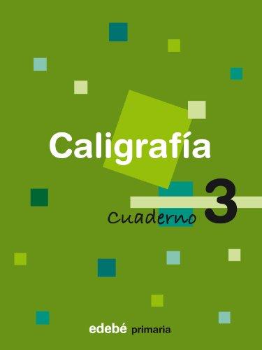 Cuaderno 3 Caligrafía - 9788423687886