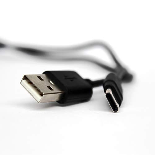Cyrus Ladekabel USB-A auf USB-C, 0,8 m