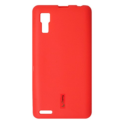 Cherry Mobile Cover Case For Lenovo P780 (Red)  available at amazon for Rs.99
