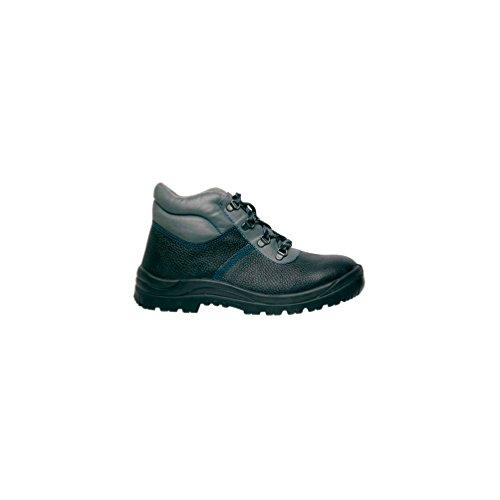 Gaston Mille - Chaussures de sécurité GAURA S1P Gris / Noir