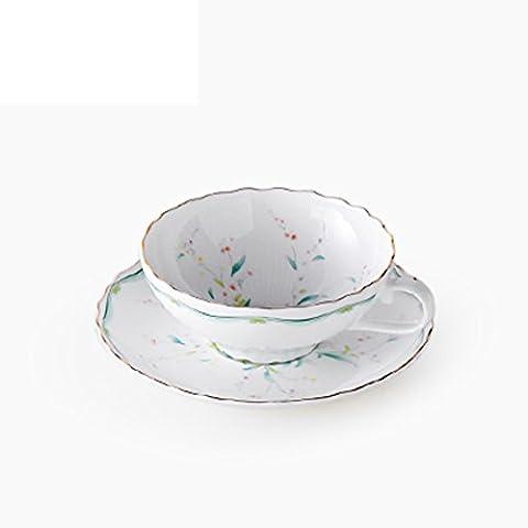 té de la tarde/Taza de café de porcelana China-A