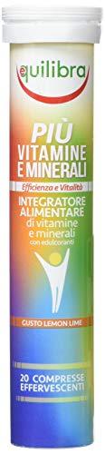 equilibra integratore alimentare più vitamine e minerali- 20 compresse