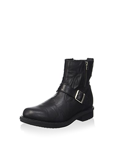 TIMBERLAND WESTBANK GRUNGE SIDE ZIP BOOT Nero