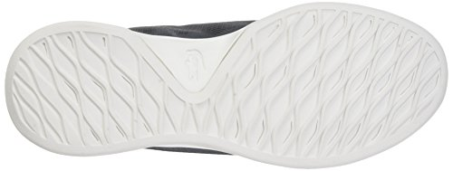 Lacoste Herren Lt Dual 118 1 SPM Sneaker Schwarz (Blk/Gry)