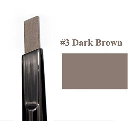 PBFONE - Lápiz de cejas automático, 5 colores, pintura para cejas, lápiz de cejas de larga duración para maquillaje de cejas impermeable