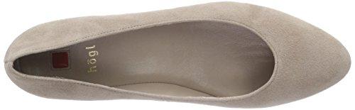 Högl 1- 10 4202, Chaussures à talons - Avant du pieds couvert femme Beige - Beige (6900)