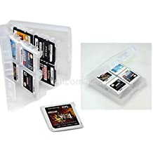 SLB Works Brand New High Quality 16in1 Game Card Case Holder Storage Box For Nintendo DS 3DS US