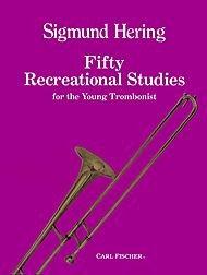 sigmund-hering-50-recreational-studies-trombone-partituras-para-tombon
