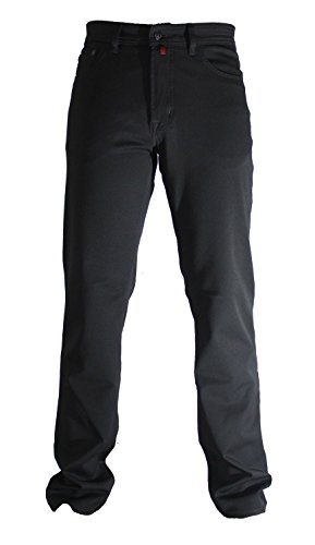 Pierre Cardin DEAUVILLE - Nr. 3196 - Regular Fit Herren Stretch Jeans - Jeans-Manufaktur Edition black keramika (3196 237.88)