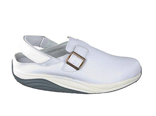 Herren Berufsclog von Wellness-Komfort, 113776 in Weiß Weiß