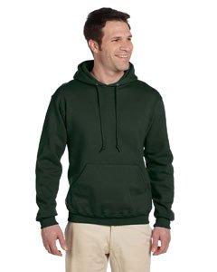 Jerzees 4997M 9.5 oz, 50/50 Super Sweats Pullover Hoodie Jerzees 4997 Hoodie Sweatshirt