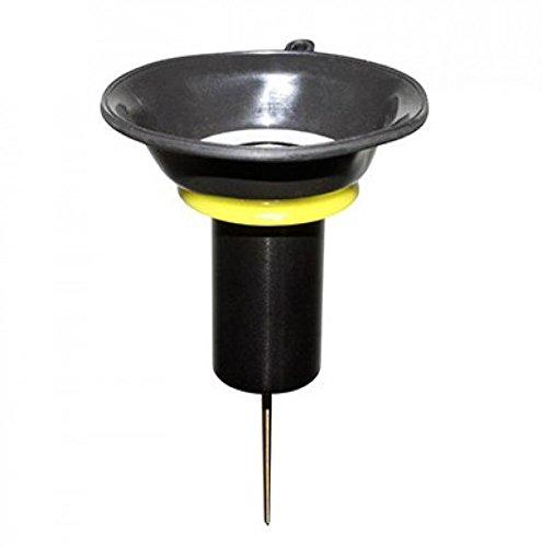 Preisvergleich Produktbild Membran Schleiftopf Nadel Vergaser Scooter maxiscoot chinesischen 125 cm3 152QMI