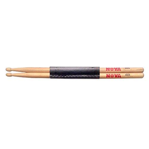 Vic Firth VF-NROCK Nova natürliche Holzsticks für Schlagzeug