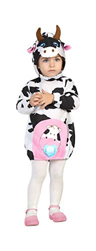 ATOSA 30537 - Kuh, Babykostüm, 6-12 ()