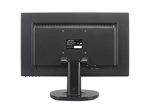 HannsG HL226HPB 215 inch Widescreen LED Monitor 800000001 250 cd m2 1920 x 1080 5ms VGA DVI HDMI Products