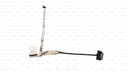 X-Comp Display LCD Video Kabel DD0ZE6LC000 DD0ZE6LC002 DD0ZE6LC003 für Acer Aspire One D270 D257 ZE6 LT28 Serie