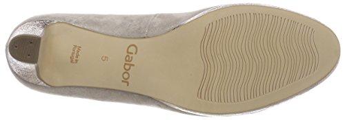 Gabor Fashion, Scarpe con Tacco Donna Beige (Muschel)