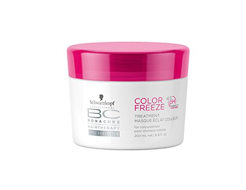 Schwarzkopf Bonacure Color Freeze Treatment, 1er Pack, (1x 0,2 L)