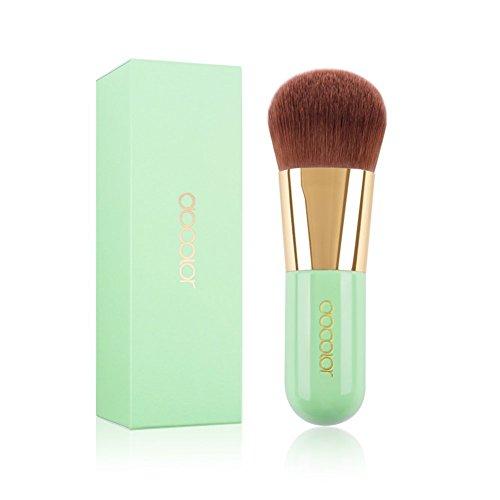 Docolor Foundation Makeup Pinsel Professionelles Kabuki Puder Concealer Kosmetik Brush¡ªMintgr¨¹n - Kosmetik Concealer Pinsel
