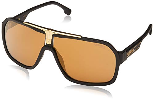 Carrera Sonnenbrillen 1014/S MATTE BLACK/BROWN GOLD Herrenbrillen