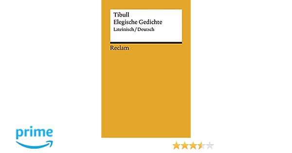 Elegische Gedichte Amazonde Joachim Lilienweiss Arne
