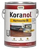 Koranol Hartwachsöl 2,5l (Farblos)