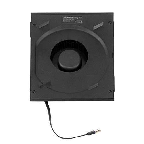 IPega USB Powered 35 Grad Auto-Sensing Lüfter Externer Ladeluftkühler Temperaturregelung Kühler Lüfter für XBOXONE PG-X010