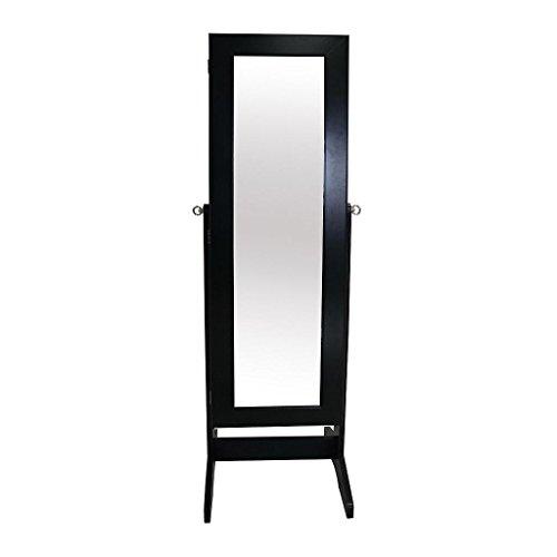 Todeco - Mueble para Joyas con Espejo
