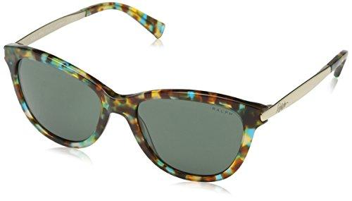 Ralph Lauren Purple Label Unisex RA5201 145671 Sonnenbrille, Mehrfarbig (Multicolor), One size (Herstellergröße: 54)