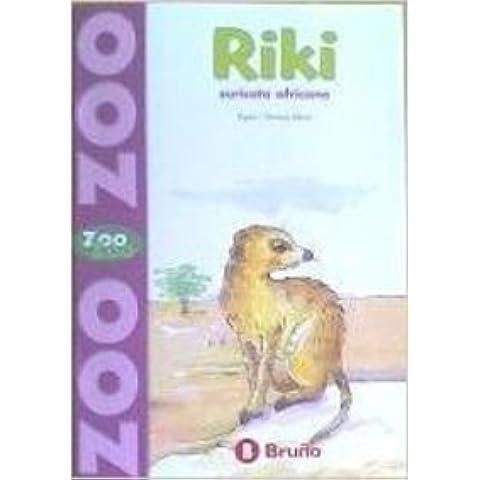 Riki Suricata Africano (zoo) - Zoo Africano