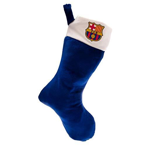 Barcelona präsentiert Stocking Kids Spielzeug Santa Christmas Fußball Geschenk Fan Offiziellen