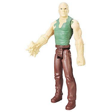 Marvel: Spider-Man - Titan Helden - Sandman - 30 cm Action Spielfigur