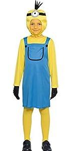 Fyasa 706419-t02Mini disfraz de niña, tamaño mediano