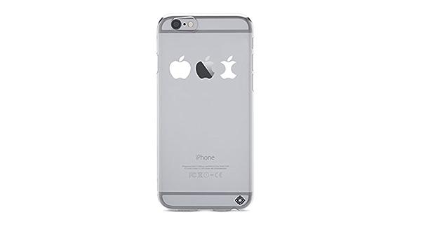 Trendy Connect Coque Trompe l'oeil Logo Apple Evolution pour ...