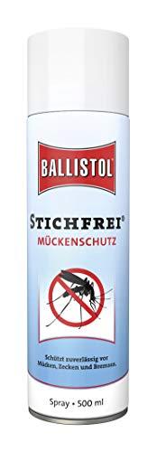 Ballistol Stichfrei mit LSF6 und UV-B-Schutz, 500 ml
