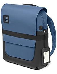 """Moleskine Zaino Casual ID Collection, Porta PC per Laptop 15"""" e Tablet, Backpack Impermeabile con Dorso Traspirante, da Ufficio e Lavoro"""