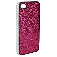 Trendy8Faceplate Bling Bling per iPhone 4S/4Rosa con
